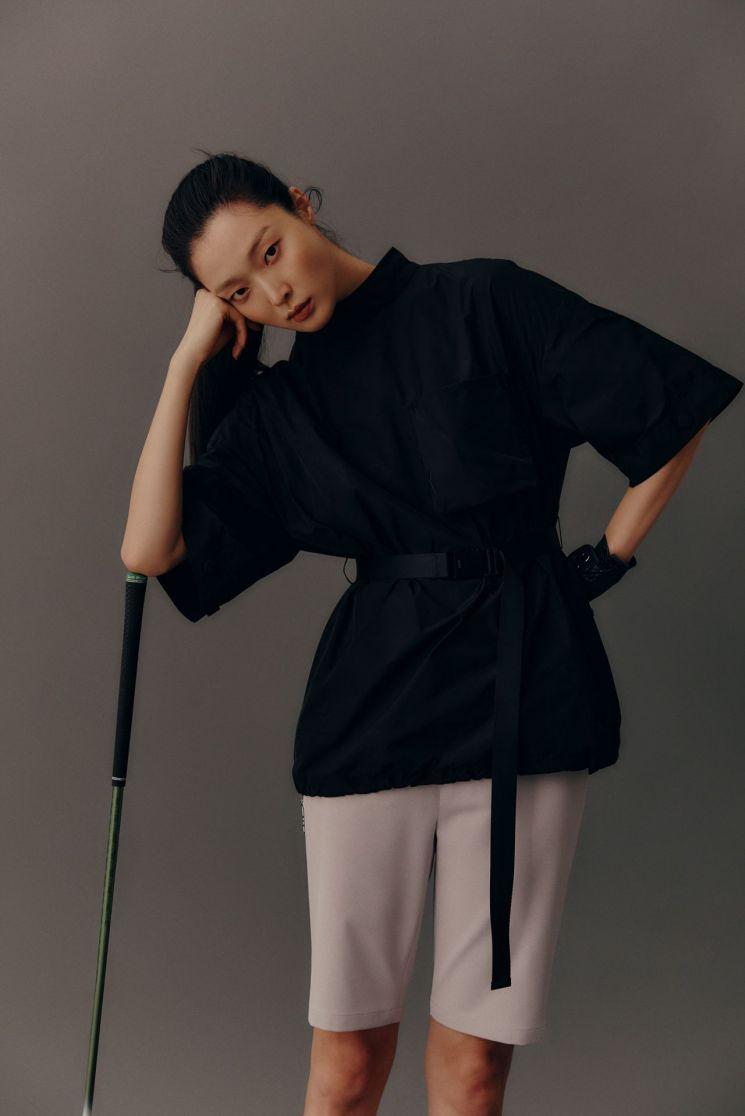 구호, '골프 캡슐 컬렉션' 첫 출시…모던한 디자인 강조