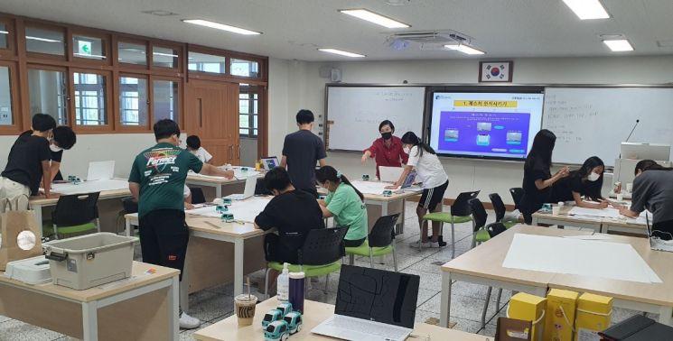 조선대 SW사업단 'AI·SW 에너지 동아리 지원' 프로그램 성료