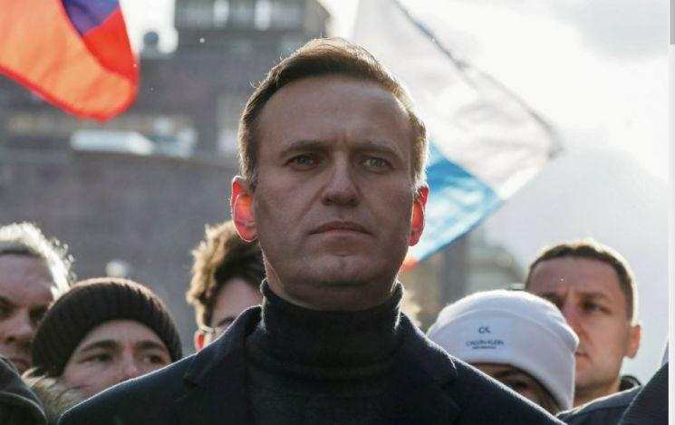 알렉세이 나발니(사진출처:로이터연합)