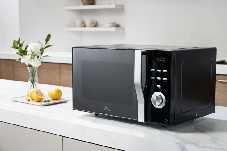SK매직 23L 자동요리 전자식 전자레인지(MWO-230KH)