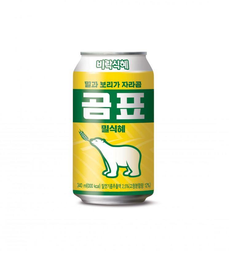 '곰표 밀식혜'(사진제공=GS25).