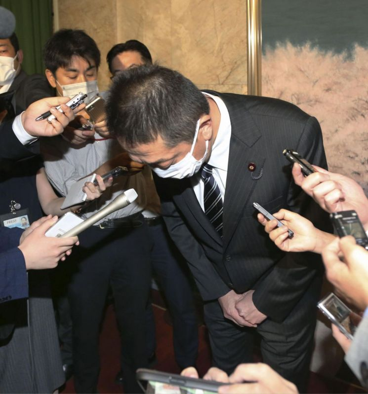 ▲입헌민주당의 혼다 히라나오 중의원 [이미지출처=연합뉴스]