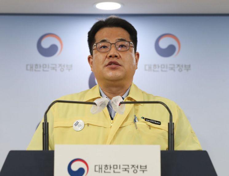 손영래 중앙사고수습본부 전략기획반장 / 사진=연합뉴스