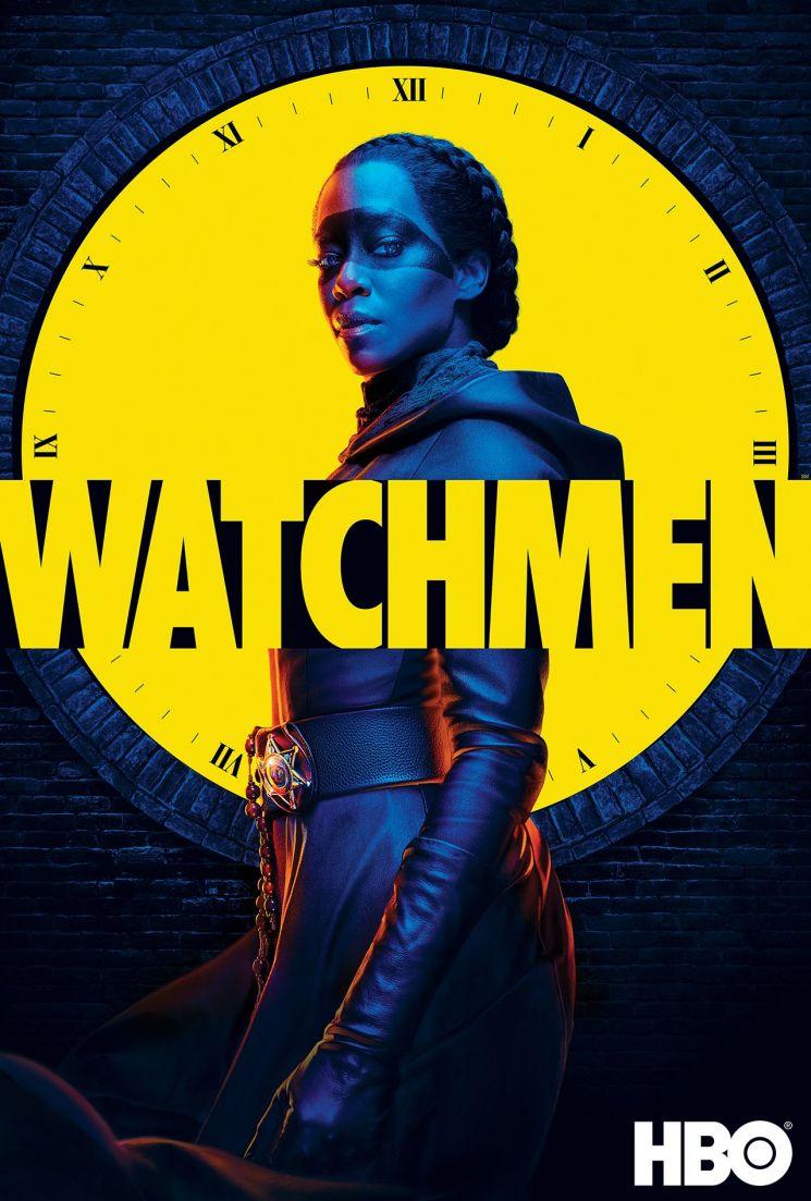 웨이브, DC코믹스 복면 히어로 '왓치맨' 독점 공개
