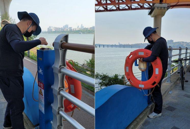 서울시, 풍수해 대비 한강 유람선·선착장 수상시설물 안전점검