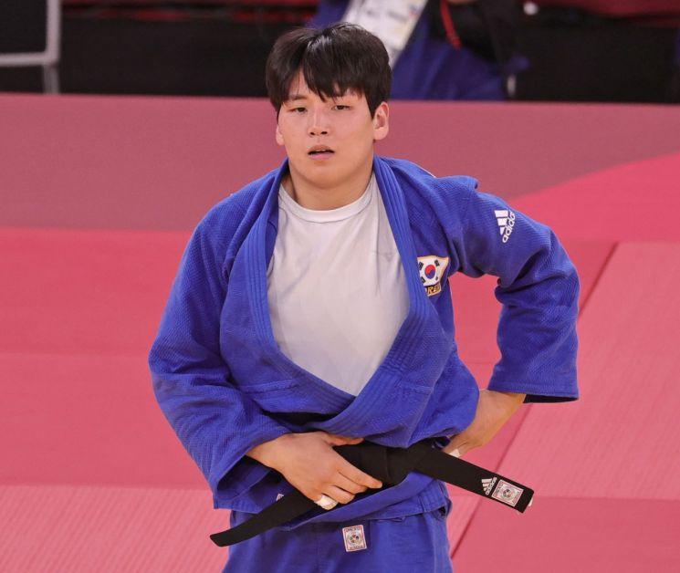 한국 여자 유도 윤현지 대표. [이미지출처=연합뉴스]