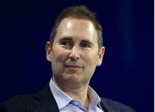 앤디 제시 아마존 CEO(사진출처:로이터)