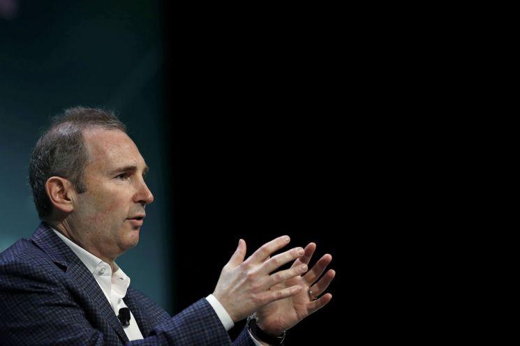 앤디 재시 아마존 CEO