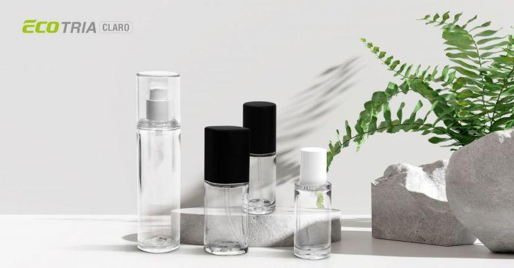 SK케미칼, 폐플라스틱 재활용 화장품 용기 상업화