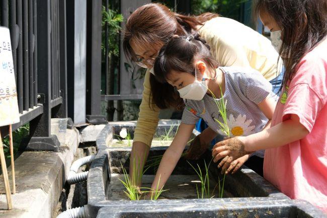 남원시 '도시학교 친환경농업 실천사업' 추진