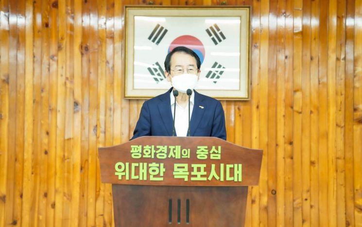 김종식 시장이 말하는 '친환경선박과 목포미래'