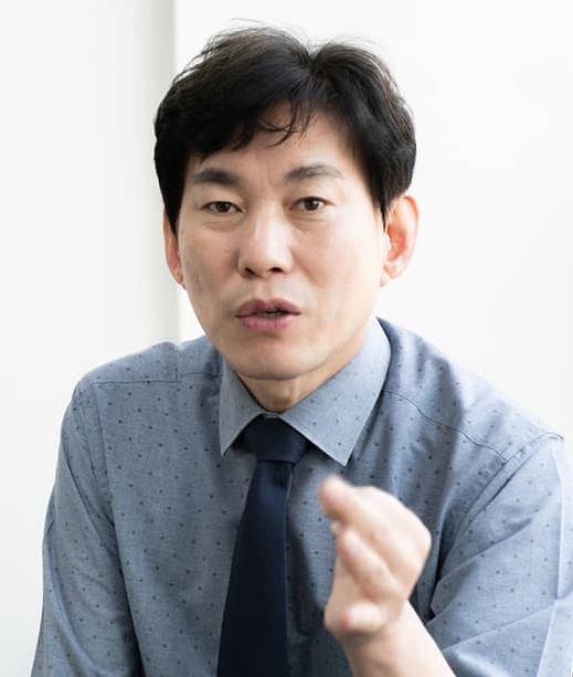 박진영 이재명 캠프 대변인./사진=박진영 페이스북 캡처