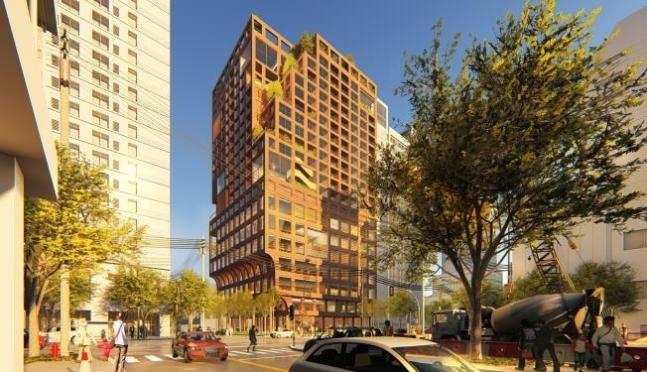 서울시, 노동자복지관·행복주택 복합건물 설계 당선작 발표