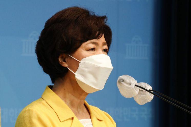 더불어민주당 대권주자인 추미애 전 법무부 장관. [이미지출처=연합뉴스]