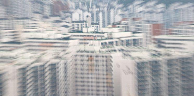 서울 남산에서 바라본 시내 아파트 단지의 모습 <사진=연합뉴스>