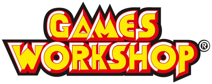 영국 보드게임 및 테이블탑 게임 전문 제작업체 '게임즈 워크샵' 로고 / 사진=위키피디아 캡처