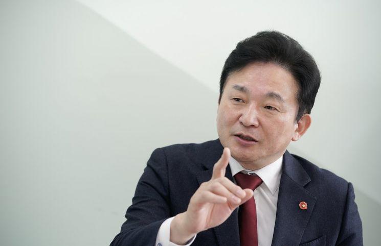 원희룡 제주지사. /사진=연합뉴스