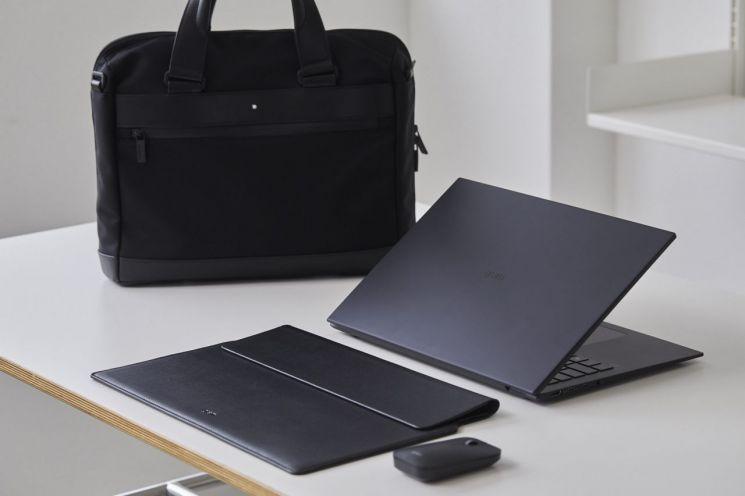 LG전자, '그램 블랙 라벨' 1000대 한정판 출시… 319만원