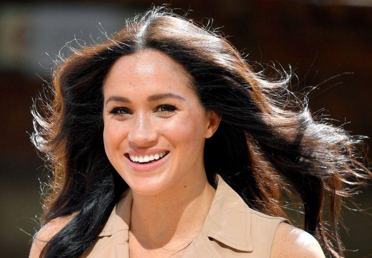 영국 해리 왕자의 부인 메건 마클 [이미지출처=로이터연합뉴스]