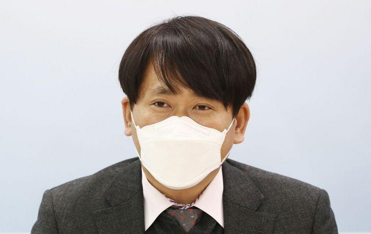 이상갑 신임 법무부 법무실장 [이미지출처=연합뉴스]