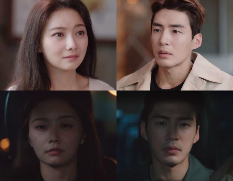 '결사곡2' 부배, 임혜영에 직진 고백
