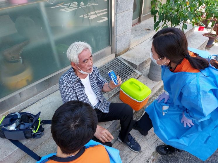 서울소방, 7월 폭염 응급환자 등 26명 구조…3911건 순찰·540회 취약지역 확인