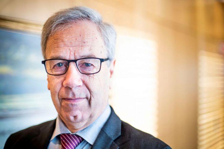 외위스테인 올센 노르웨이 중앙은행 총재   [사진 제공= 로이터연합뉴스]