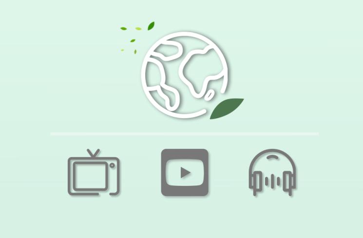 점점 늘어나는 환경보호 실천법 미디어 콘텐츠. ⓒ라이킷