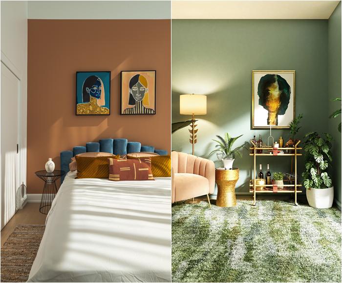 그림은 집 꾸미기 용도로도 사용되지만 MZ세대의 새로운 투자처이기도 하다. ⓒunsplash