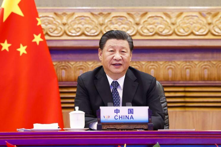시진핑 중국 국가주석 [이미지출처=AP연합뉴스]