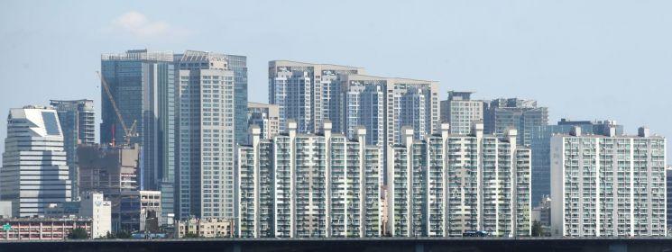 서울 시내 아파트 모습. 사진은 기사 중 특정표현과 관계없음. [이미지출처=연합뉴스]