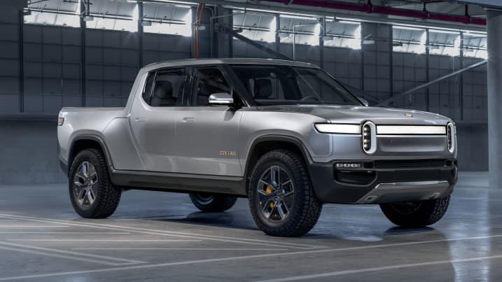 美리비안, 삼성 배터리 장착한 전기 픽업트럭 첫 출시