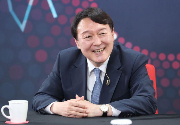 국민의힘 대권주자 윤석열 전 검찰총장 [이미지출처=연합뉴스]
