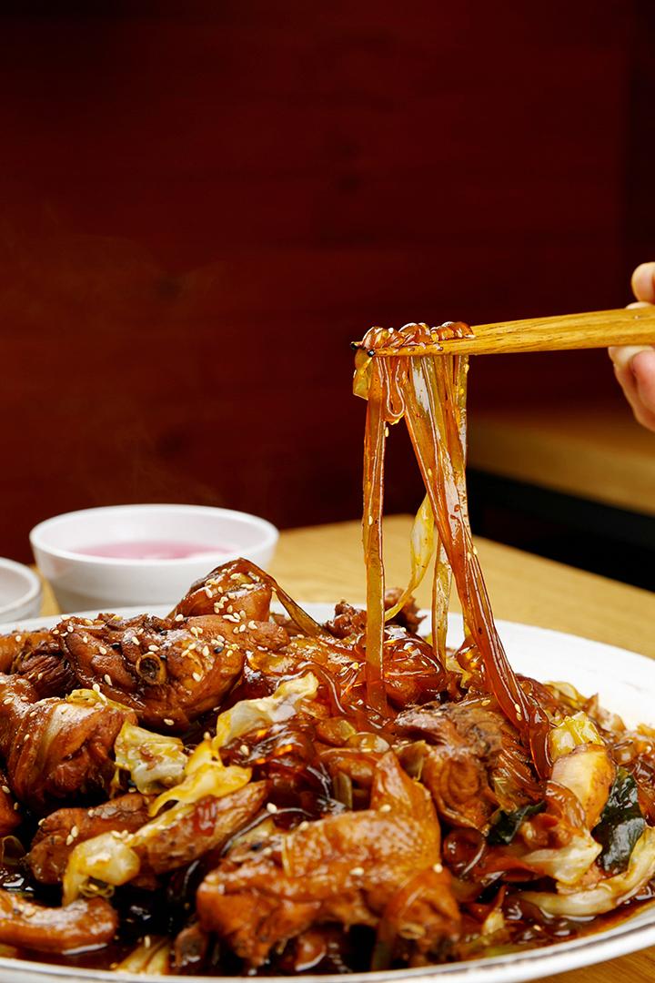 중국식 찜닭 황먼지, 안 먹으면 후회할지도 몰라요   인스티즈