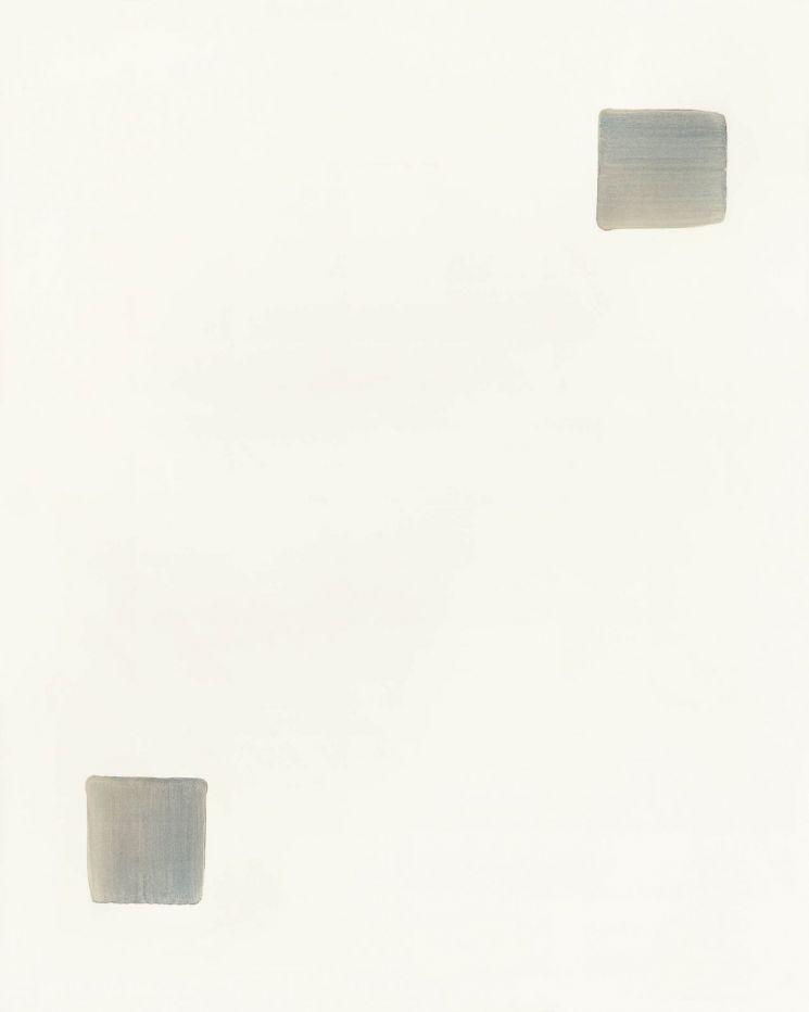 이우환의 '조응'(150호).