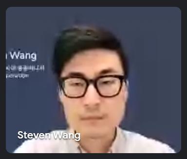 스티븐 왕 샤오미 동아시아 총괄 매니저