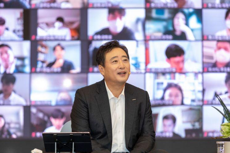 김남구 한국투자금융지주 회장