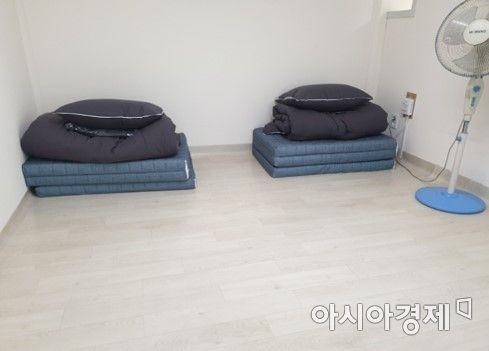 용인 한화 아파트 시설 개선 후 모습 [경기도]