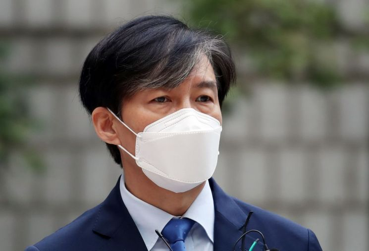 조국 전 법무부 장관. [이미지출처=연합뉴스]
