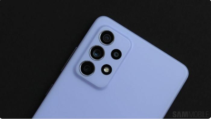 """""""갤럭시A73, 1억800만화소 카메라 장착된다"""""""