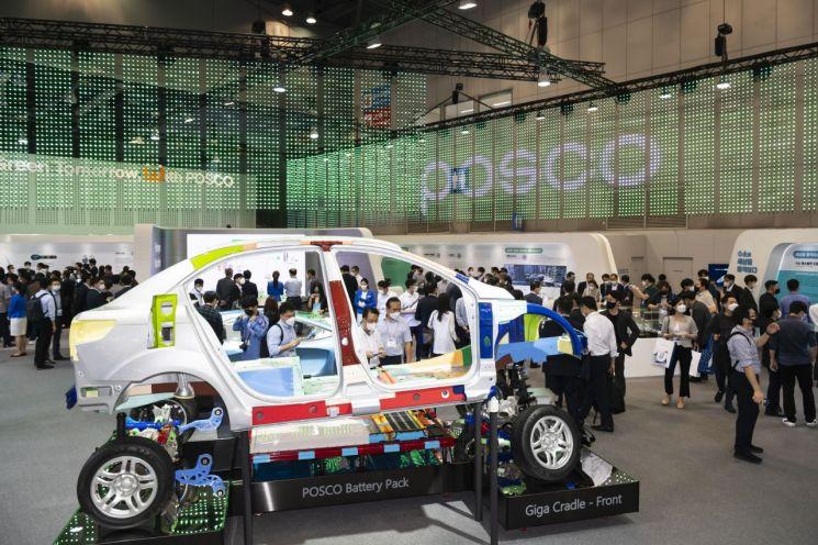 포스코, 친환경 기가스틸 100만t 생산체제 구축