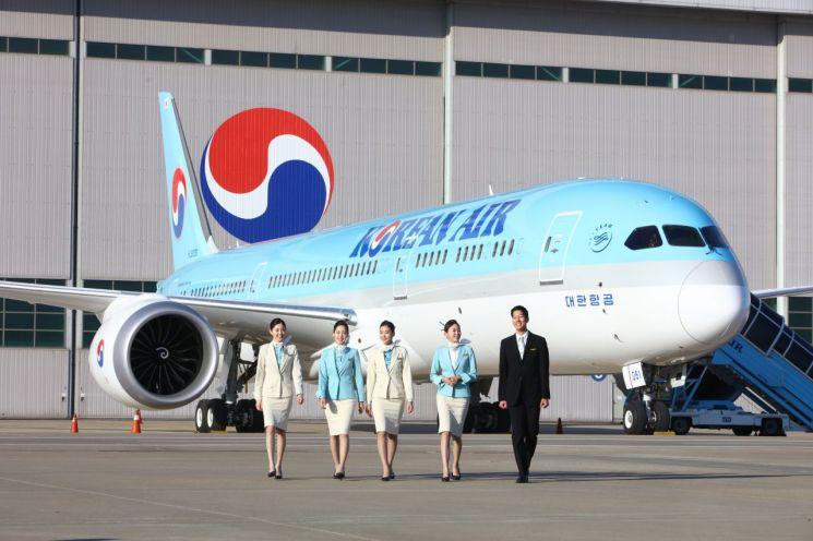 대한항공, 英 글로벌 어워드가 뽑은 '최고의 기내서비스 항공사'