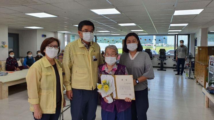 거창인애노인지원센터, 치매 관련 작품 공모전 '대상 수상'