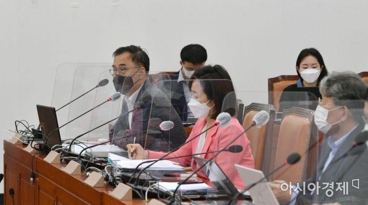 [포토] 발언하는 최형두 의원