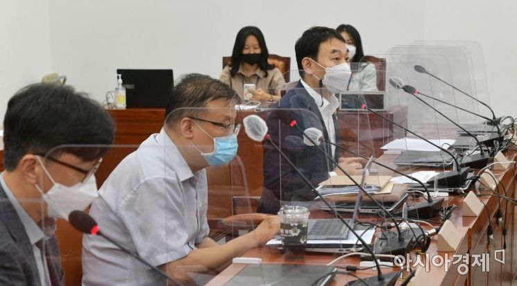 [포토] 발언하는 김용민 의원