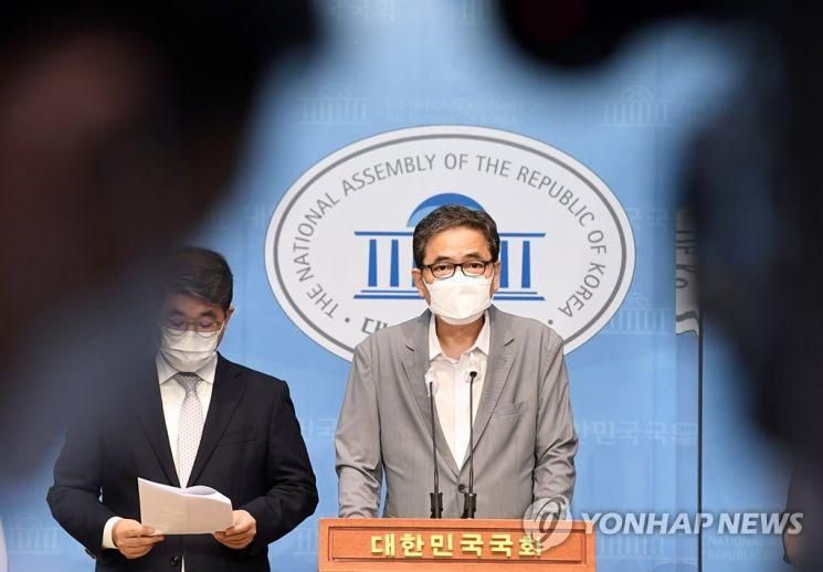 곽상도 국민의힘 의원. [이미지출처=연합뉴스]