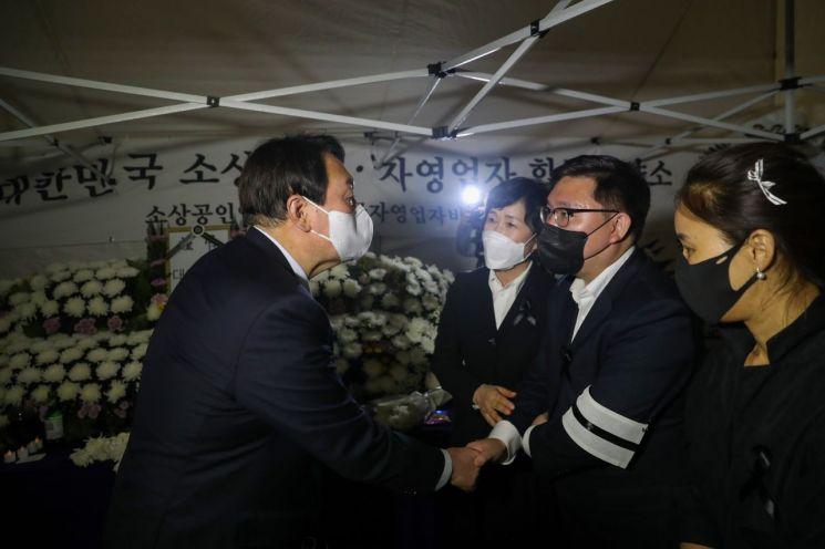 [사진출처= 윤석열 전 검찰총장 국민캠프 제공]