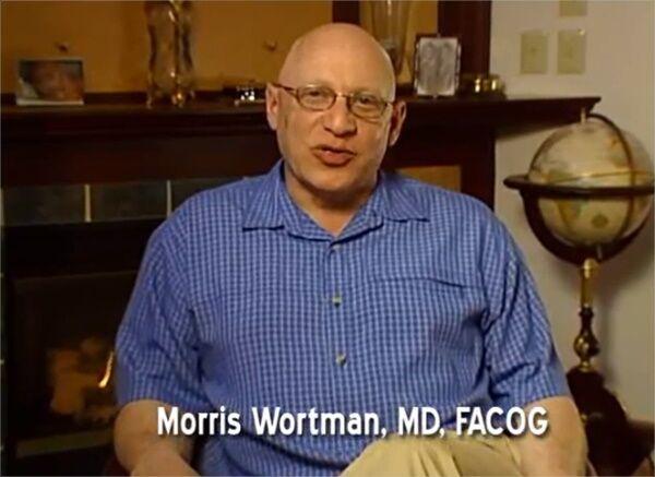 난임과 불임 치료를 전문으로 하는 모리스 워츠먼 박사가 사기 및 의료과실죄로 피소됐다고 외신이 지난 14일(현지 시각) 보도했다. [사진=유튜브 캡처]