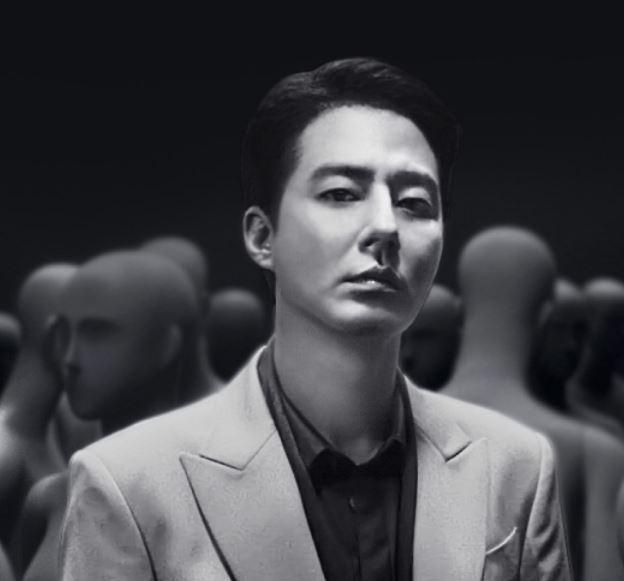 온라인 명품 플랫폼 '캐치패션' 모델로 발탁된 배우 조인성. (사진=캐치패션 홈페이지)