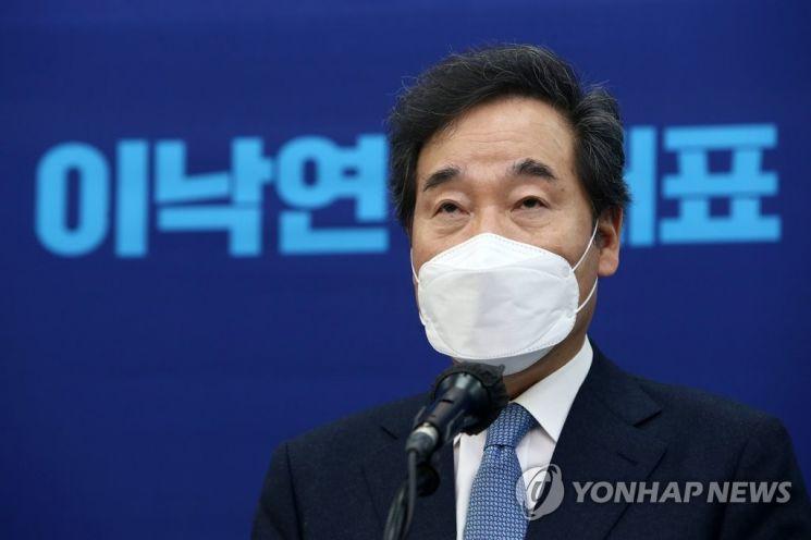 더불어민주당 대권주자 이낙연 전 대표 [이미지출처=연합뉴스]